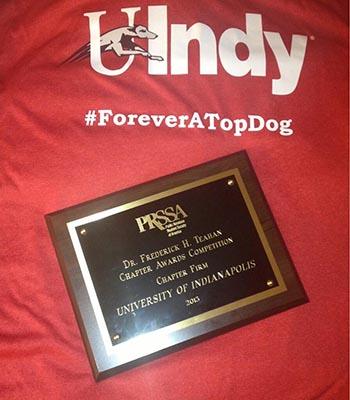 top dog award