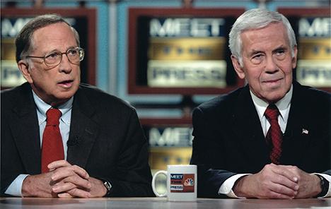 Lugar and Nunn - Meet the Press