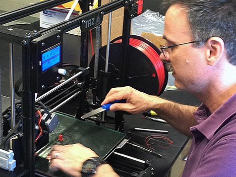 3-D printer - Duman - web