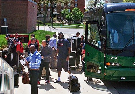 Wizards bus - web