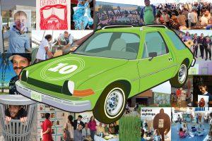 UIndy Arts - Big Car anniversary