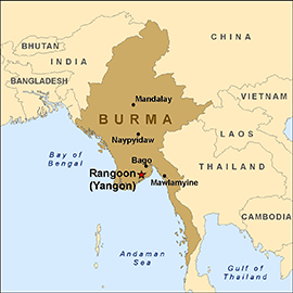 map-burma