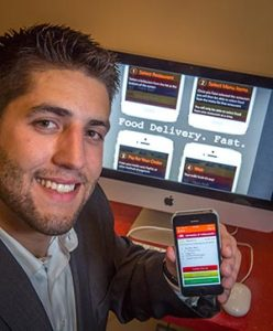 Dan Owenby and his Mealski app