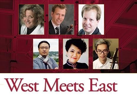 MUS West Meets East concert poster-final