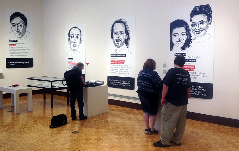 Keep It Simple exhibition -web