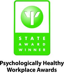 APA award logo