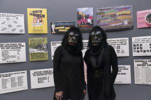 Guerrilla Girls at the Walker Art Center