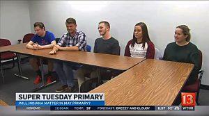 WTHR student panel