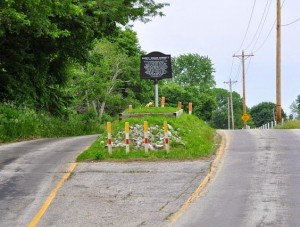 Barnett grave