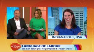 Miller on Aussie TV