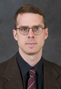 University of Indianapolis Associate Professor of Philosophy Dr. Peter Murphy