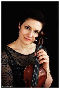 Joana Genova, second violinist, Indianapolis Quartet