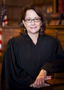 Indiana Supreme Court Chief Justice Loretta Rush