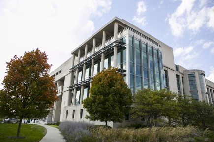 IU Robert H. McKinney School of Law's Inlow Hall