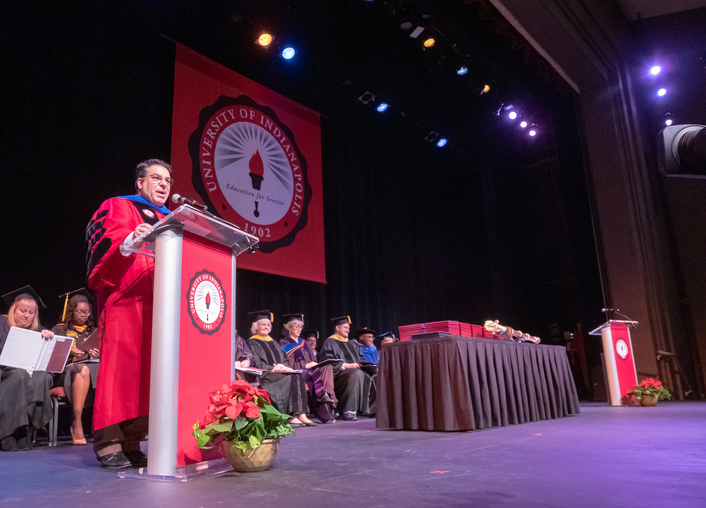 December 2018 Commencement