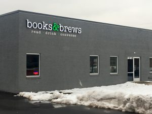 Books & Brews - South Indy