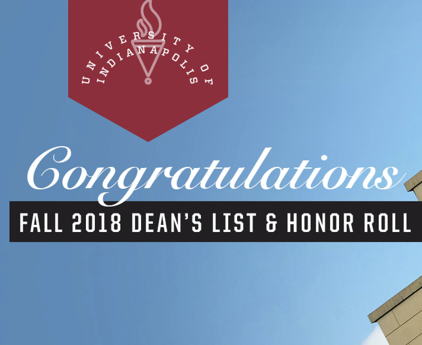 Dean's List & Honor Roll