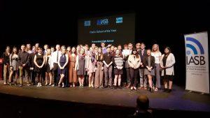 Homestead High School: IASB 2019 Radio School of the Year