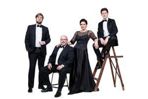 The Indianapolis Quartet