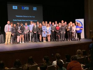 Porter County Career and Technical Center: IASB 2019 Television School of the Year