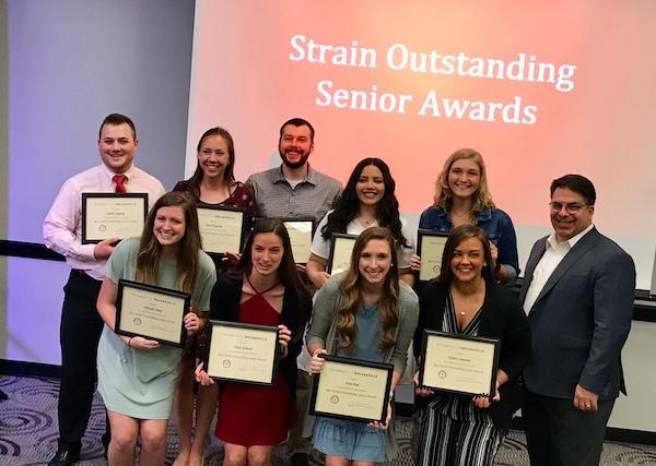Outstanding seniors 2019