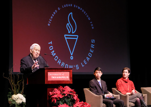 42nd annual Richard G. Lugar Symposium for Tomorrow's Leaders