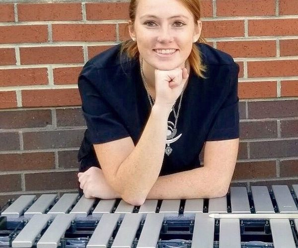 UIndy senior Katie Snider (music therapy)