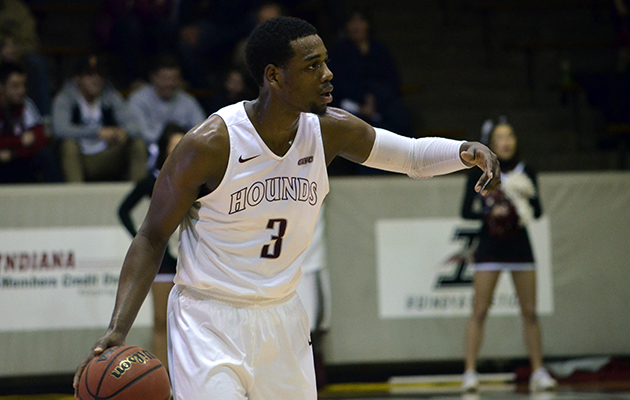 Jordan Loyd UIndy basketball