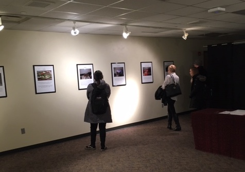 Through Their Eyes Exhibit - Feb 2020