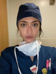 Carolyn Scott '14 nursing