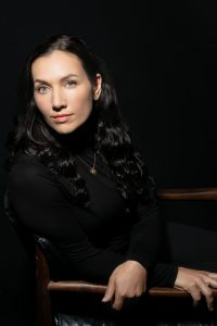 The writer Melissa Febos (USA), New York, New York, June 19, 2020. Photograph © Beowulf Sheehan