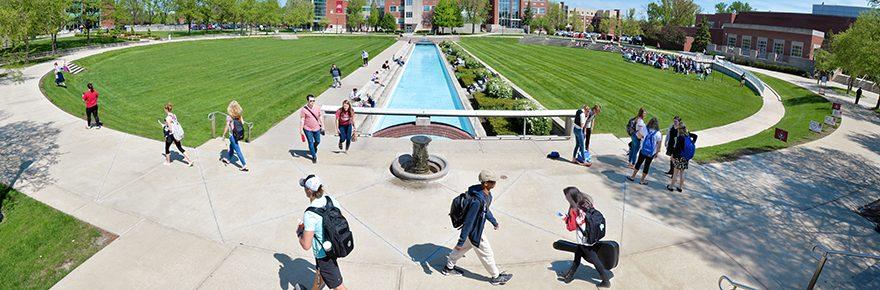 University of Indianapolis campus