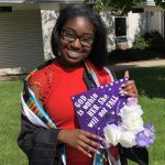 Destinee Ward '21 (Master of Public Health)