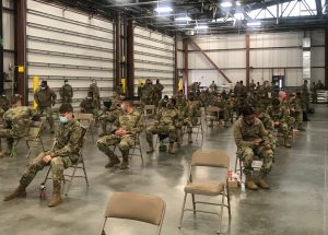 Indiana National Guard training