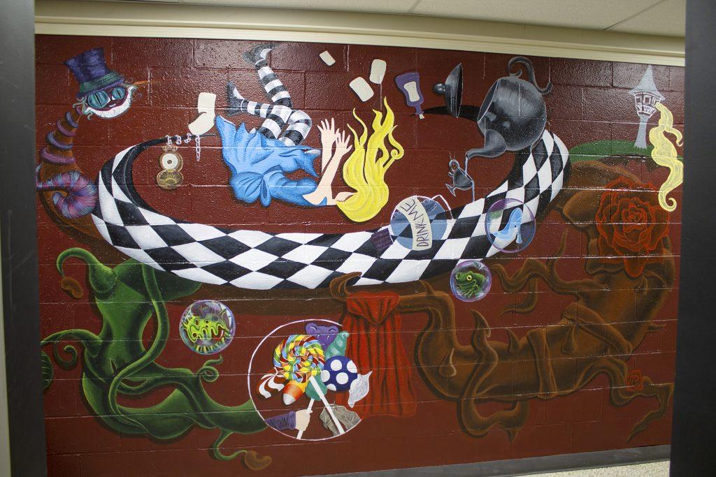 Fairy Tale Mural