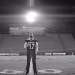 Will Loggan in Super Bowl PSA