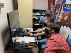 UIndy music students get hands-on experience with the new technology.