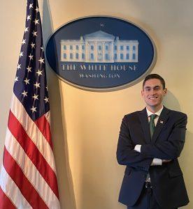Jacob Whatley White House internship