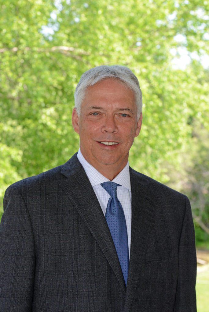 Patrick Van Fleet, dean of the Shaheen College of Arts & Sciences